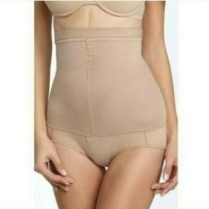 Spanx Higher Power Brief High Waisted Panty Size E
